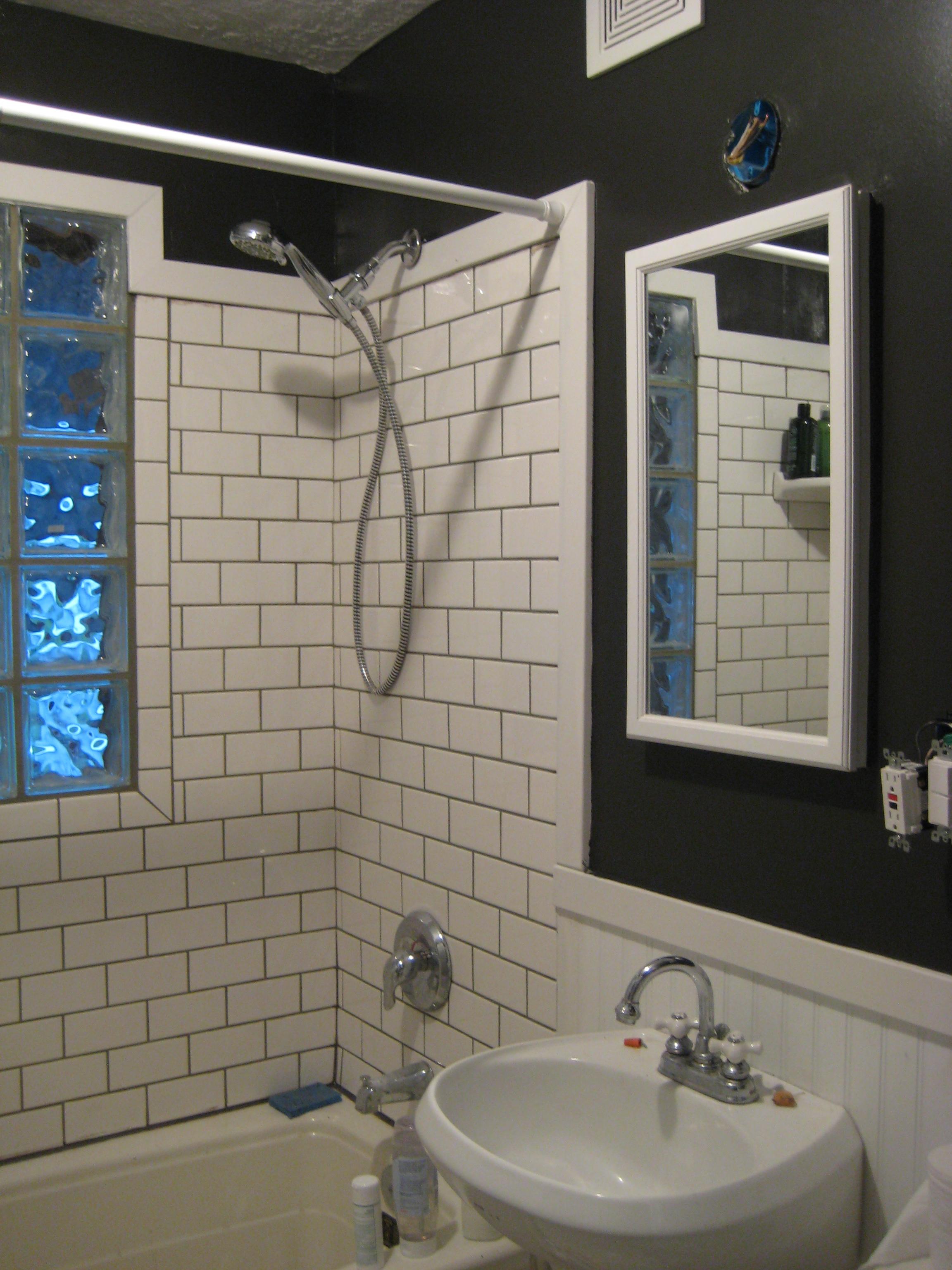Bathroom too dark hip house girl