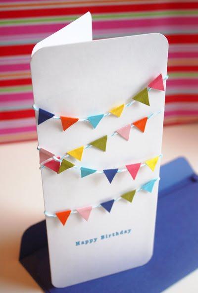 Оформить открытку с днем рождения своими руками маме